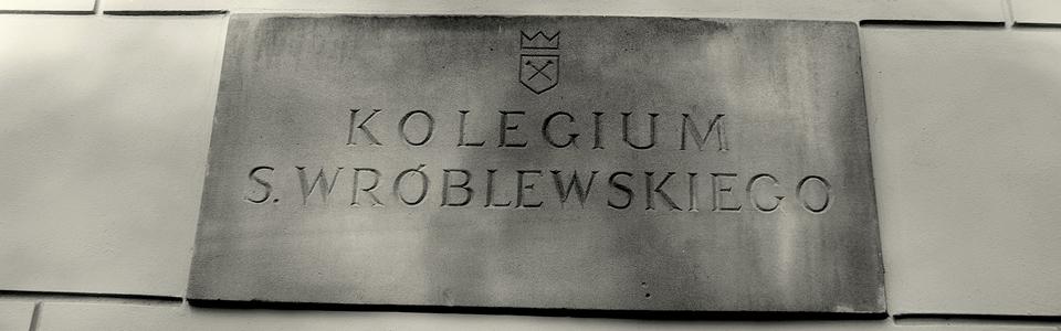 Kolegium Wroblewskiego