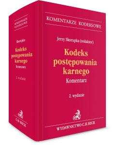 Drugie wydanie Komentarza KPK