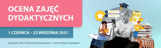 Ocena zajęć dydaktycznych 2020/2021