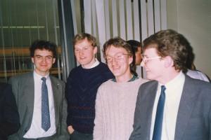 Ruhr-Universität Bochum 1991 rok