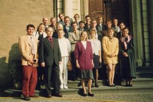 Ruhr-Universität Bochum 1992 rok